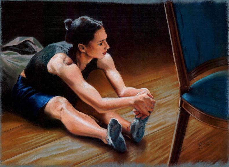 "Paul Binnie ""Ballet Dancer at Opera Holland Park"" main image"
