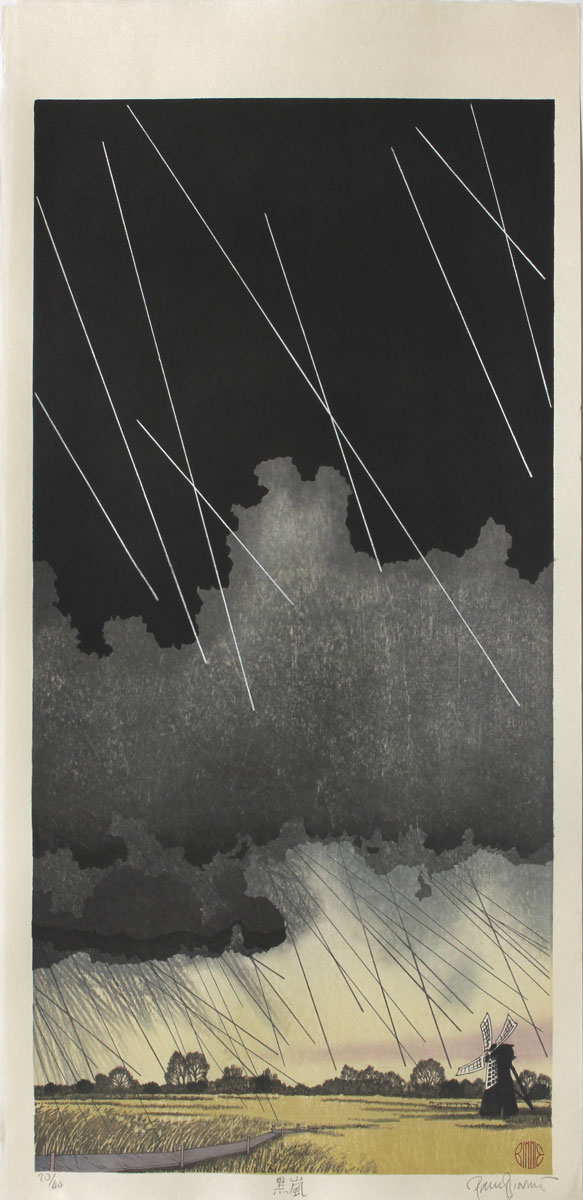 "Paul Binnie ""Black Storm"" main image"