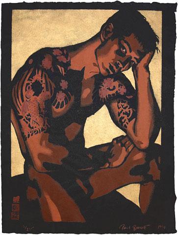 "Paul Binnie ""Carp"" 1994 main image"