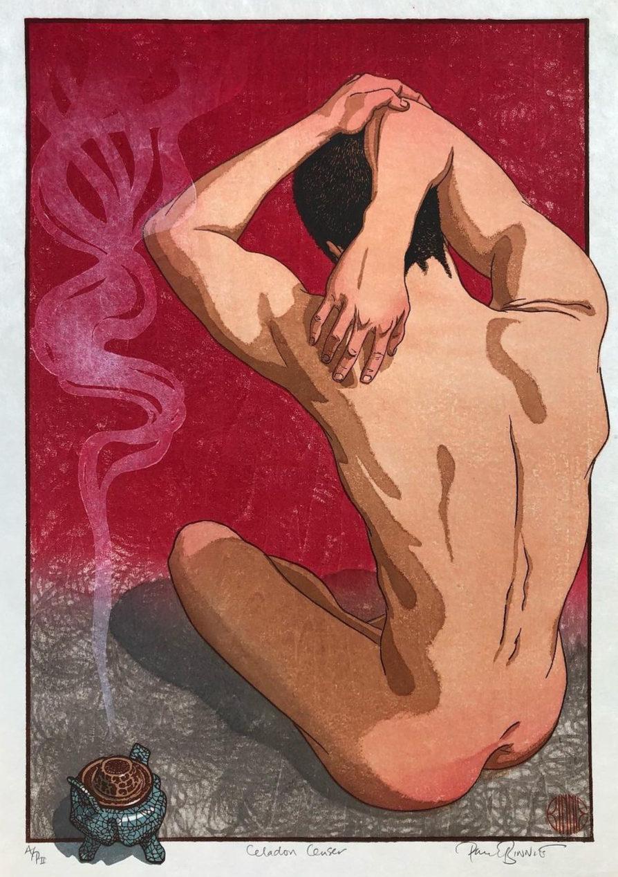"Paul Binnie ""Celadon Censer"" 2004 main image"