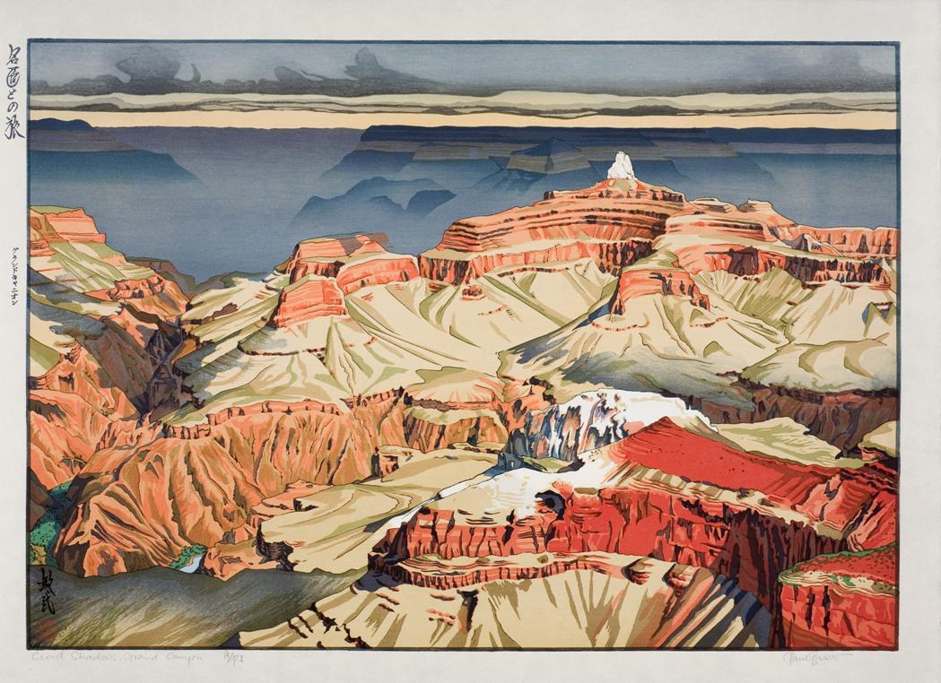 """Paul Binnie """"Cloud Shadows, Grand Canyon"""" main image"""
