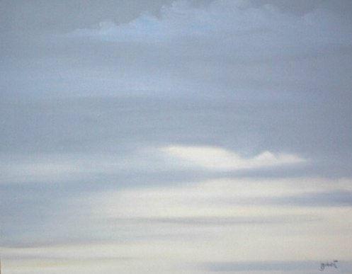 "Paul Binnie ""Clouds #20"" 2000 main image"