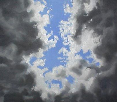 "Paul Binnie ""Clouds #62"" main image"