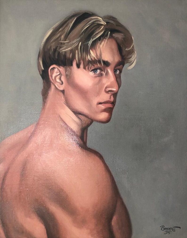 """Paul Binnie """"Cody"""" main image"""