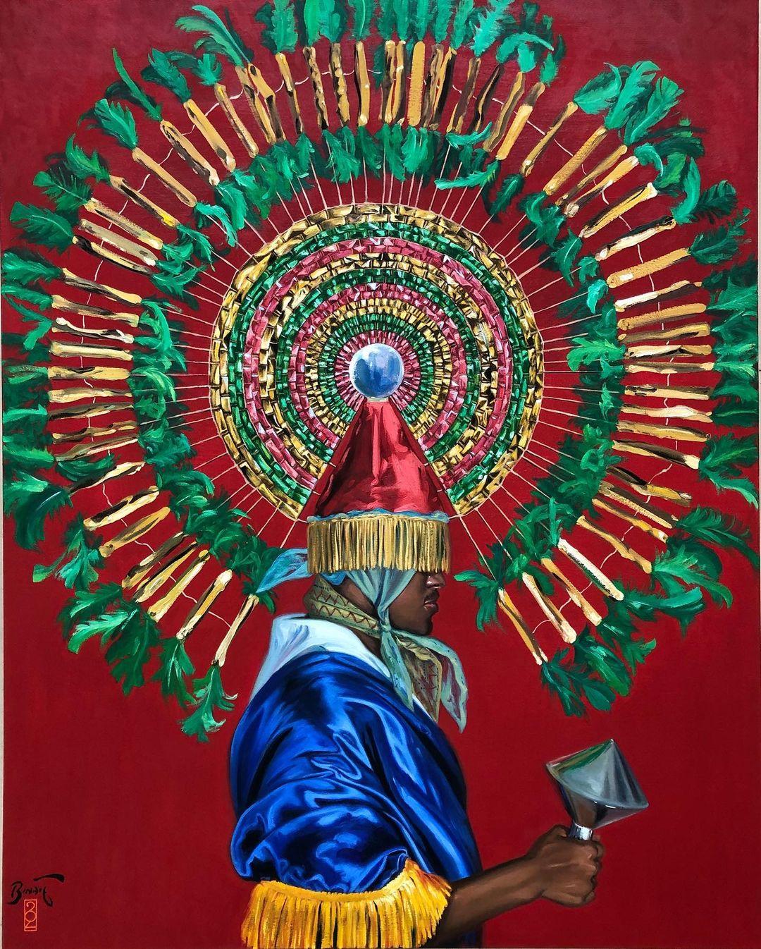 """Paul Binnie """"La Danza de los Quetzales"""" main image"""