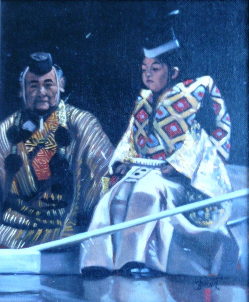 """Paul Binnie """"Funa Benkei"""" main image"""