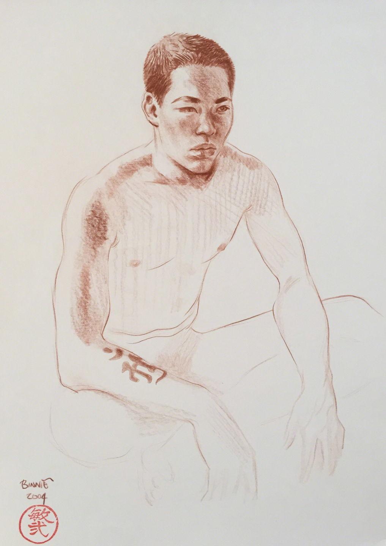 """Paul Binnie """"Jiro"""" main image"""