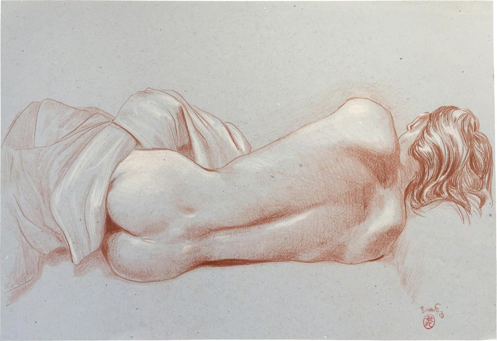 "Paul Binnie ""Keiko"" artwork"