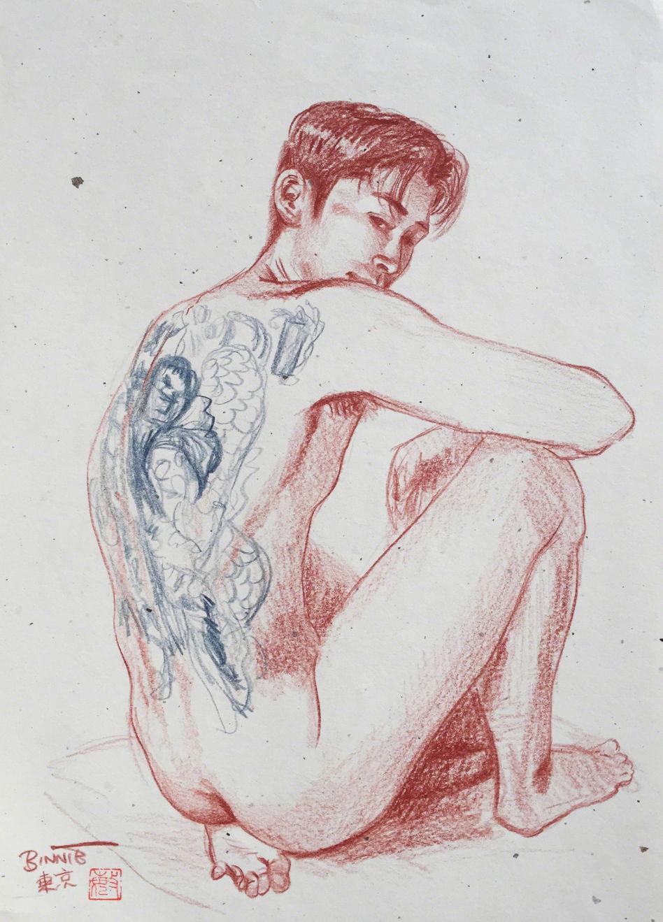 "Paul Binnie ""Keisuke"" main image"