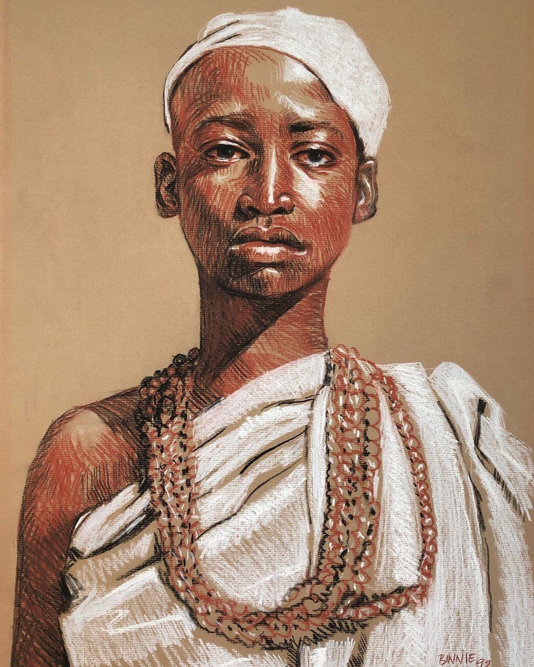 "Paul Binnie ""Le Jeune Africain"" main image"
