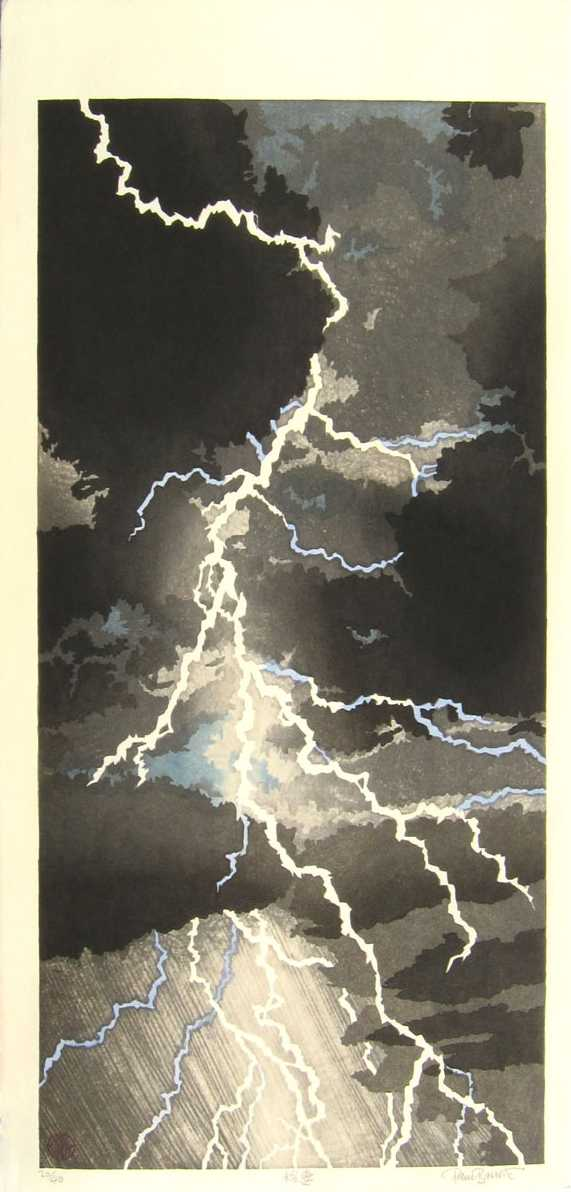 "Paul Binnie ""Lightning"" 2010 main image"