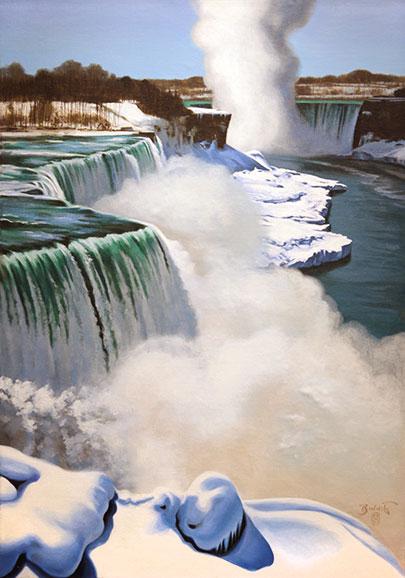 """Paul Binnie """"Niagara Falls"""" main image"""