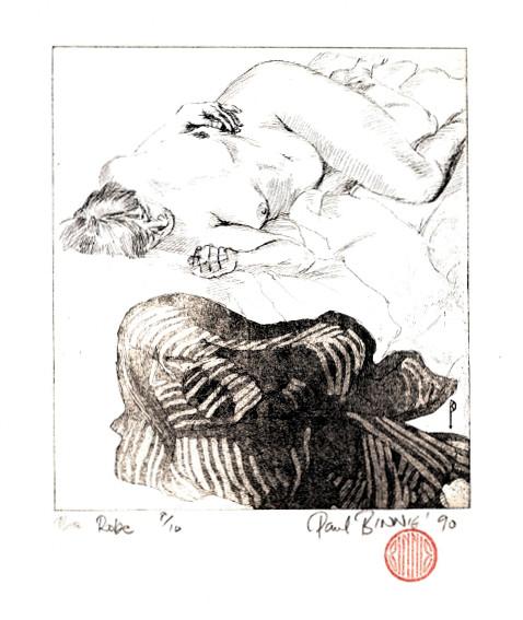 "Paul Binnie ""The Robe"" main image"
