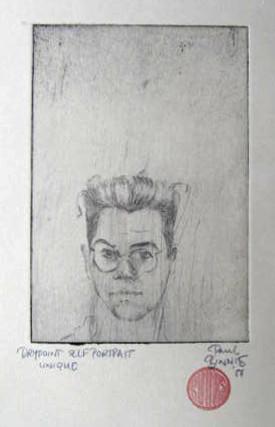 "Paul Binnie ""Self Portrait"" main image"