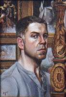 "Paul Binnie ""Self-Portrait with Frames""  thumbnail"