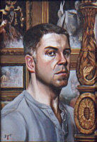 "Paul Binnie ""Self-Portrait with Frames"" main image"