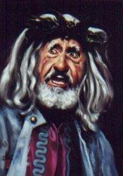 "Paul Binnie ""Sir Nigel Hawthorne in Act IV Scene IV"" main image"