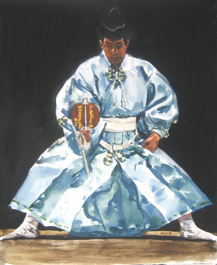 "Paul Binnie ""Sumo Umpire II"" main image"