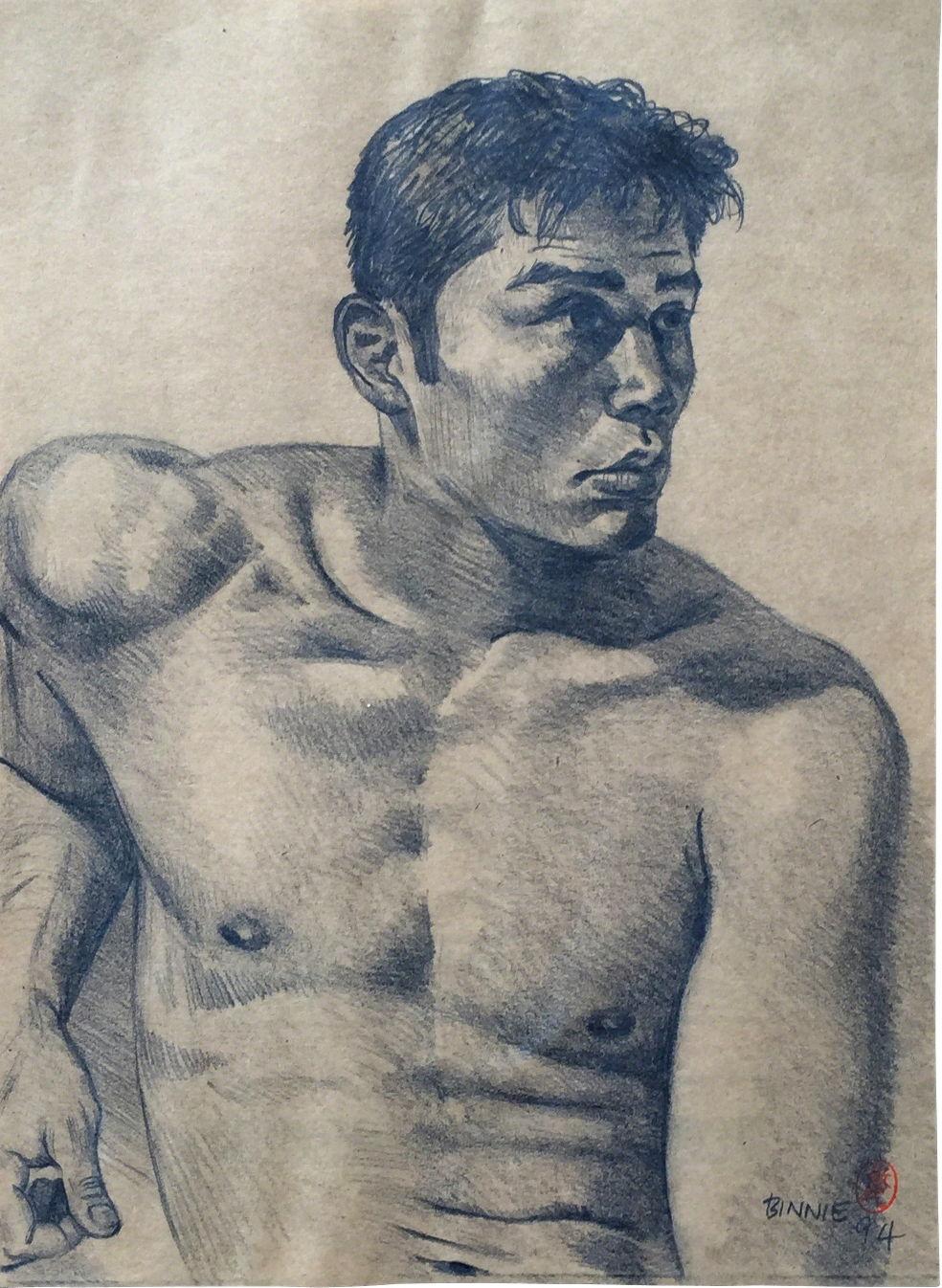 "Paul Binnie ""Tadashi"" main image"