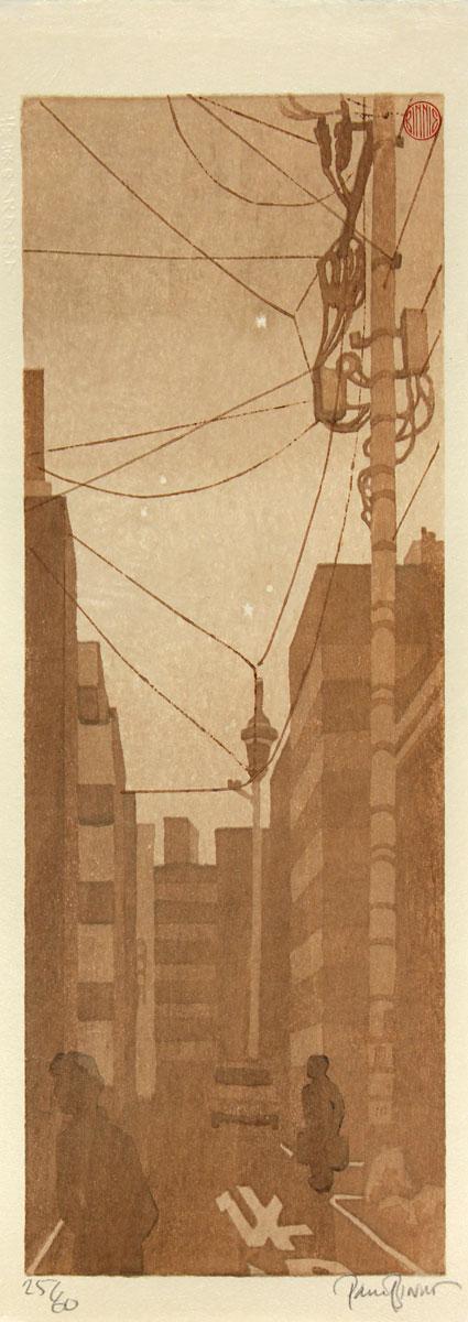 "Paul Binnie ""Tokyo Nostalgia"" main image"