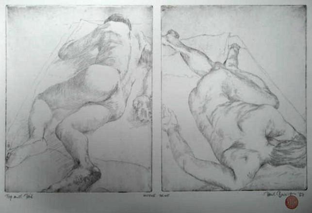 """Paul Binnie """"Top and Tail"""" main image"""